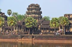 Angkor Wat Fotografía de archivo libre de regalías