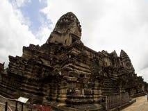 Angkor Wat, ancient lanmark, Siem Reap, Cambodia. Stock Image