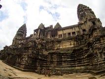 Angkor Wat, ancient lanmark, Siem Reap, Cambodia. Stock Photo