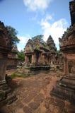 Angkor Wat ancient temple Stock Image