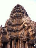 Angkor Wat Angkor Thom Stock Afbeelding