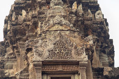 Angkor Wat - Bas Relief Royalty Free Stock Photography