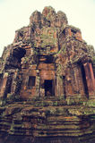 Angkor Wat (Bayon Tempel) Lizenzfreie Stockfotos