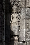 Angkor Wat Bayon temple. Cambodia Stock Image