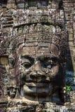 Angkor Wat Bayon Temples Royalty Free Stock Image