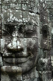 Angkor Wat, Bayon, a 1000 years old smile Stock Photos