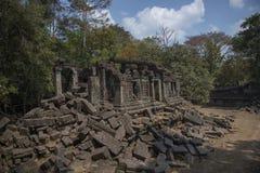 Angkor Wat Beng Mealea Fotografia Stock