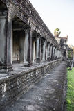 Angkor Wat Buddhist Temple Royalty Free Stock Photography