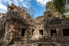 Angkor Wat building Stock Photos