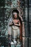 Angkor Wat, Cambodge Image stock