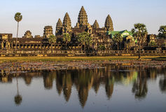 Angkor Wat, Cambodge Images stock