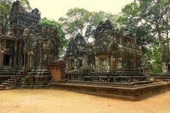Angkor Wat, Cambodge Photo stock