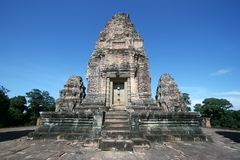 Angkor Wat Cambodia Royalty Free Stock Photos