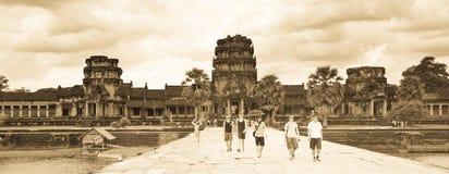 Angkor Wat, Cambodia Stock Image