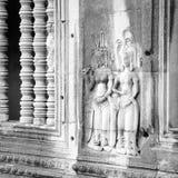 Angkor Wat, Cambodia Royalty Free Stock Images