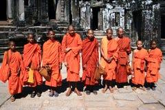 Angkor wat-Cambodia Stock Image