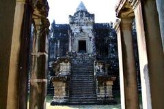 Angkor wat-Cambodia Stock Photos