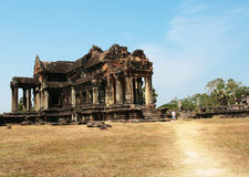 Angkor Wat in Cambodia Royalty Free Stock Photos