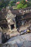 Angkor Wat - Cambodia Stock Photo