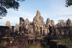 Angkor Wat of Cambodia Royalty Free Stock Photos