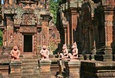 Angkor Wat - Cambodia Royalty Free Stock Images