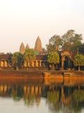 Angkor Wat, Cambodia imagem de stock