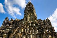 Angkor Wat, cambodia. Royalty Free Stock Photography