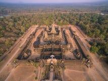 Angkor Wat (Cambodia) Stock Photos