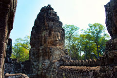 Angkor Wat. Cambodia. Ancient architecture. Stock Image