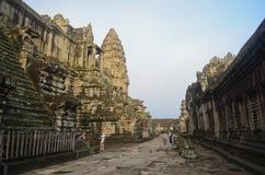 Angkor Wat ,Cambodia Royalty Free Stock Photography