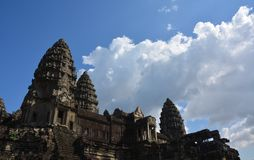 Angkor wat Cambodia Stock Photo