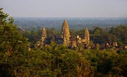 Angkor Wat in Cambodia. Eastphoto, tukuchina, Angkor Wat in Cambodia Royalty Free Stock Photos