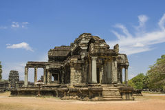 Angkor Wat in Cambodia Royalty Free Stock Images