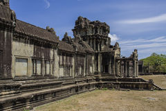 Angkor Wat in Cambodia Royalty Free Stock Photography