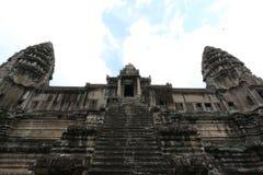 Angkor Wat, Cambodia Stock Photo