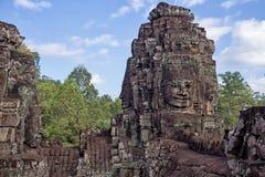 Angkor Wat, Cambodia. Ruins of a temple at Angkor Wat, Cambodia Stock Photography