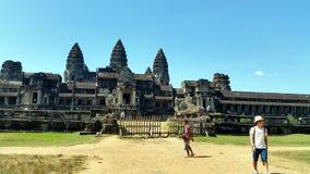 Angkor Wat , Cambodia Stock Photography