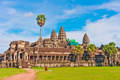 Angkor Wat, Cambodia, Southeast Asia Stock Image