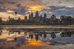 Angkor Wat Cambodia Stock Photo