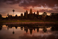 Angkor Wat Cambodia Stock Photos