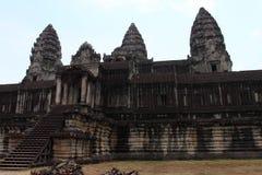 Angkor Wat. Cambodia Royalty Free Stock Photo