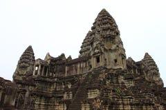 Angkor Wat. Cambodia Royalty Free Stock Image