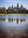 Angkor Wat, Cambodia Royalty Free Stock Images