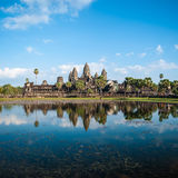 Angkor Wat Cambodia Stock Photography