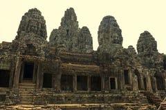 Angkor Wat, Cambodja Arkivfoto