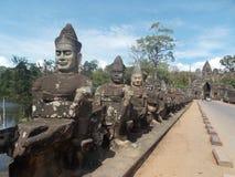 Angkor Wat, Camboya imagenes de archivo