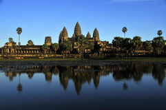 Angkor Wat, Camboya Imágenes de archivo libres de regalías