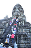 Angkor Wat, Camboya Fotografía de archivo libre de regalías
