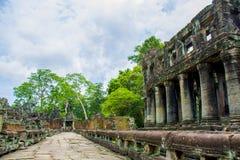 Angkor Wat Camboya Foto de archivo libre de regalías