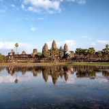 Angkor Wat Camboya Templo del khmer de Angkor Thom Imagen de archivo libre de regalías